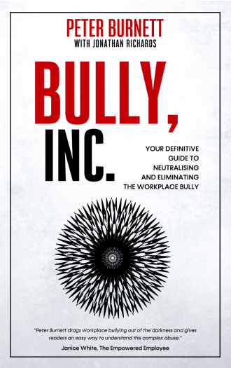 Bully, Inc. Peter Burnett